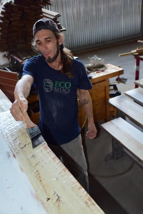 Custom Wood Shop Creations