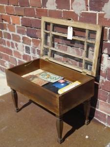 Vintage Window Table