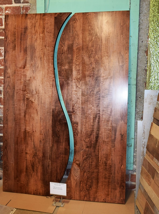 Beautiful Custom Maple Doors by Chris Lawson finished and ready for pick up. & Eco Relics - Architectural Salvage Discount Building Materials