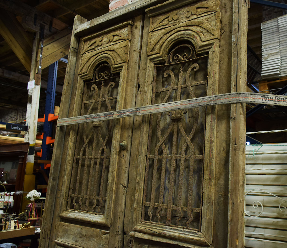 Beautiful antique doors from egypt for Windows doors for sale