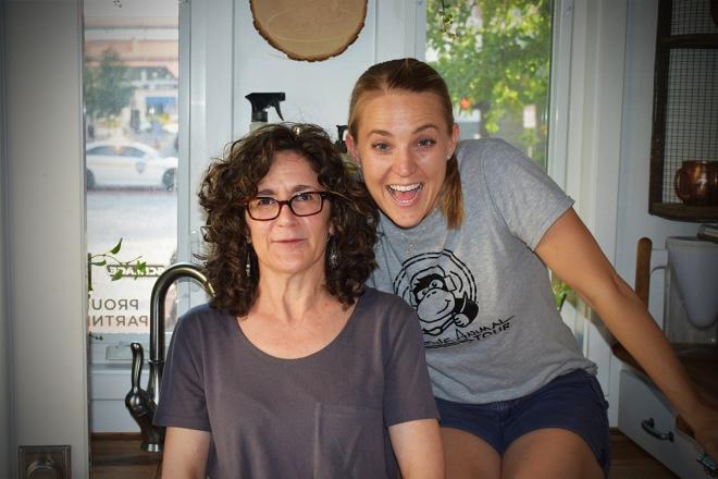 Creative Animal Stephanie Arne and Annie