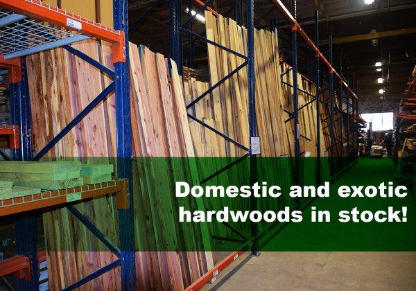 Customer registration Hardwoods
