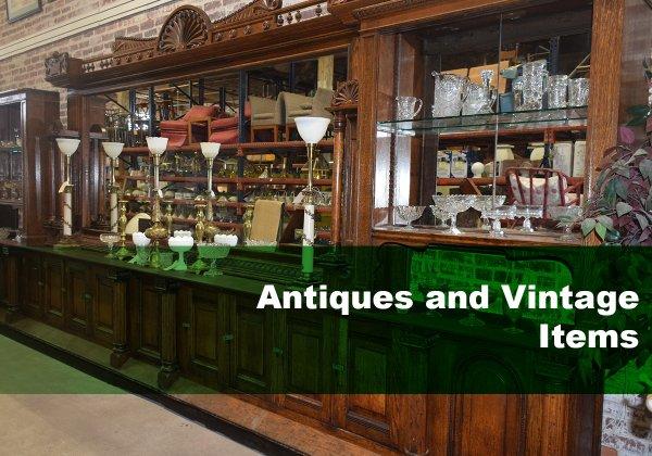 Customer registration antiques