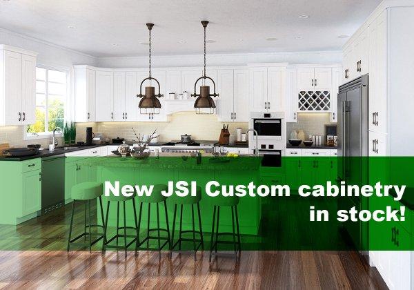 Customer registration custom cabinets