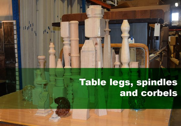 Customer registration table legs