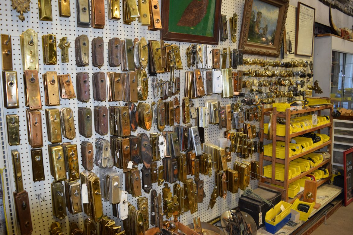 Antique and vintage hardware and more