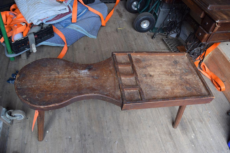 Antique Cobblers Bench