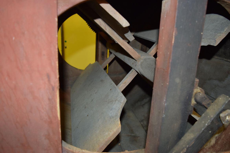 Apparatus of the Grain Separator