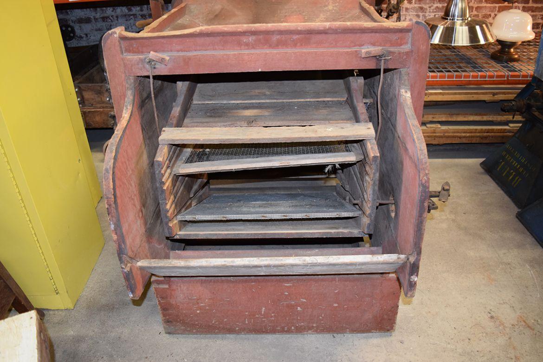 Antique Grain Separator