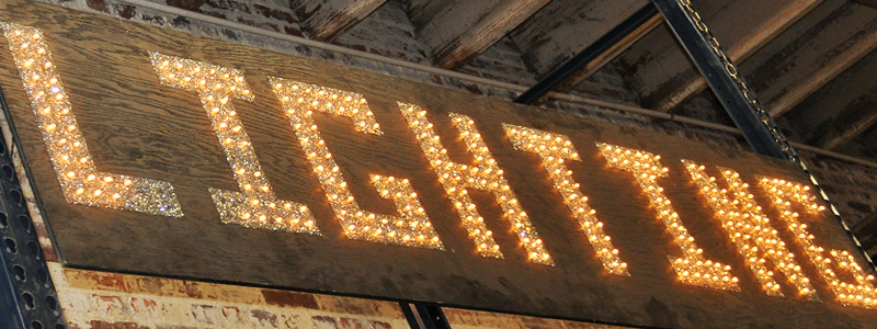 Antique Lighting eco relics jacksonville, fl