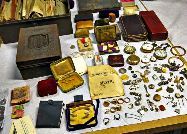 Treasuring family heirlooms