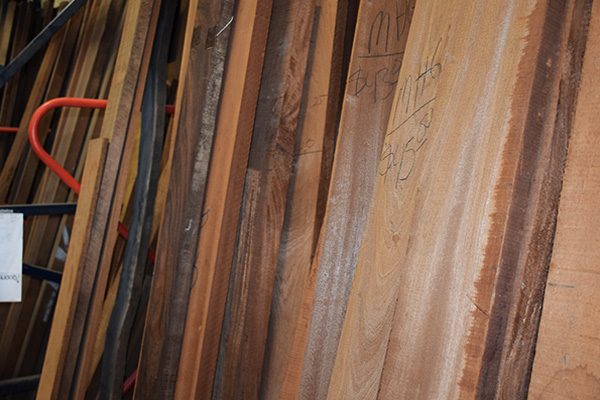 Domestic and Exotic Hardwoods